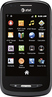 AT&T GoPhone - Avail No-Contract Mobile Phone - Black