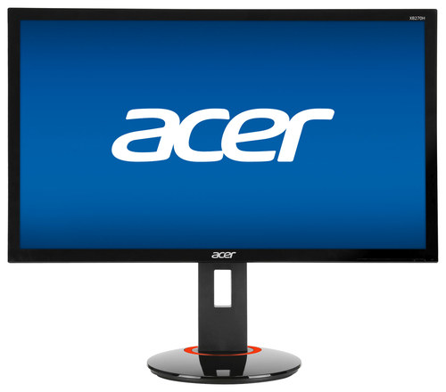 Acer - G-Sync 27 LED HD Monitor - Black