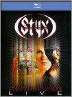 4706632 Styx: The Grand Illusion/Pieces of Eight    Live Blu ray Review