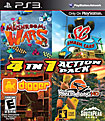 4-in-1 Action Pack - PlayStation 3