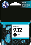 HP - Officejet 932 Ink Cartridge - Black