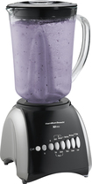 Hamilton Beach - Wave Master 10-Speed Blender - Black