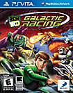 Ben 10 Galactic Racing - PS Vita