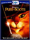 Puss in Boots - Blu-ray 3D