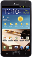 Samsung - Galaxy Note 4G Mobile Phone - Carbon Blue (AT&T)