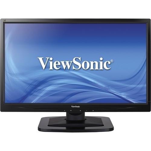 Viewsonic - 21.5 LED IPS Monitor - Black