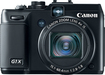 Canon - PowerShot G1 X 143-Megapixel Digital Camera - Black