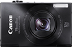 Canon - PowerShot ELPH 520 HS 101-Megapixel Digital Camera - Black