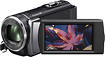 Sony - HDRCX210 8GB HD Flash Memory Camcorder - Black