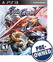 Soul Calibur V - PRE-OWNED - PlayStation 3