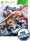 Soul Calibur V - PRE-OWNED - Xbox 360