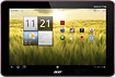 Acer - Iconia Tab A200 Series Tablet with 16GB Memory - Metallic Red