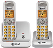 AT&T - DECT 60 Cordless Phone System with Caller ID/Call Waiting