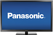"Panasonic - VIERA - 42"" Class - LED - 1080p - 120Hz - Smart - HDTV"