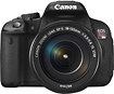Canon - Canon EOS Rebel T4i 180-MP Digital SLR Camera Kit with 18-135mm Lens - Black