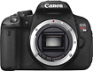 Canon - Canon EOS Rebel T4i 180-MP Digital SLR Camera (Body Only) - Black