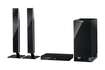 Panasonic - 2.1-Ch. Home Theater Speaker System with Wireless Subwoofer - Black
