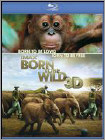 Born to Be Wild - Blu-ray 3D
