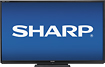 "Sharp - Quattron 70"" Class (69-1/2"" Diag.) - LED - 1080p - 240Hz - Smart - 3D - HDTV"