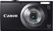 Canon - PowerShot A2300 160-Megapixel Digital Camera - Black