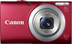 Canon - PowerShot A4000 IS 160-Megapixel Digital Camera - Red