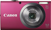 Canon - PowerShot A2300 160-Megapixel Digital Camera - Red
