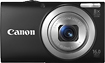 Canon - PowerShot A4000 IS 160-Megapixel Digital Camera - Black