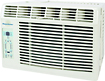 Keystone - 6,000 BTU Window Air Conditioner - White