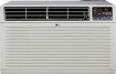 LG - 11,500 BTU Thru-the-Wall Air Conditioner - White