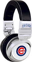 BiGR Audio - Chicago Cubs Over-the-Ear Headphones