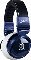 BiGR Audio - Detroit Tigers Over-the-Ear Headphones