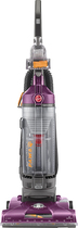 Hoover - WindTunnel T-Series Pet HEPA Bagless Upright Vacuum - Velvet Violet Metallic