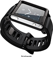 LunaTik - Multitouch Watchband for 6th- and 7th-Generation Apple iPod nano - Black