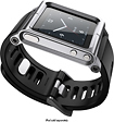 LunaTik - Multitouch Watchband for 6th- and 7th-Generation Apple iPod nano - Silver