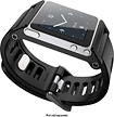 LunaTik - TikTok Multitouch Watchband for Select Apple iPod nano - Black