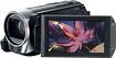 Canon - VIXIA HF R30 8GB HD Flash Memory Camcorder - Black