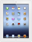 Apple - iPad with Wi-Fi - 64GB - 3rd Generation - White