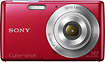 present Sony - DSCW620/R 141-Megapixel Digital Camera - Red purchase.