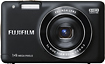 Fujifilm - FinePix JX520 140-Megapixel Digital Camera - Black