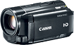 Canon - VIXIA HF M52 32GB HD Flash Memory Camcorder - Black
