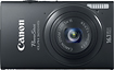 Canon - PowerShot ELPH 320 HS 161-Megapixel Digital Camera - Black