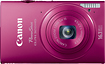 Canon - PowerShot ELPH 320 HS 161-Megapixel Digital Camera - Red