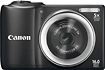Canon - PowerShot A810 160-Megapixel Digital Camera - Black