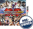 Tekken 3D Prime Edition - PRE-OWNED - Nintendo 3DS
