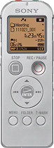 Sony - 3-in-1 Stereo Digital Recorder