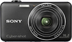 Sony - Cyber-shot DSC-WX50 162-Megapixel Digital Camera - Black