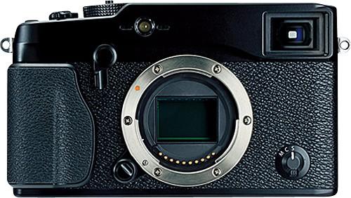 Fujifilm - X-Pro1 Mirrorless Camera (Body Only) - Black