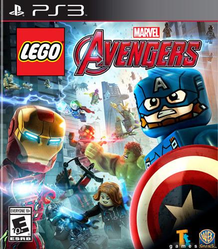Lego Marvel's Avengers - PlayStation 3