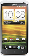 HTC - One X 4G Mobile Phone - White (AT&amp;amp;T)