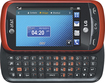 LG - Xpression Mobile Phone - Red (AT&T)